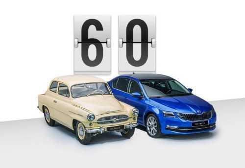 125 лет Skoda: Невероятные факты из истории марки в 90-х и 2000-х - Skoda