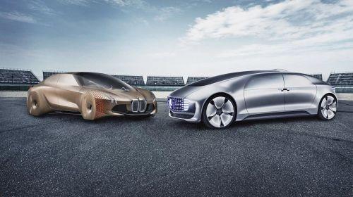 BMW и Daimler приостановили совместные разработки беспилотников