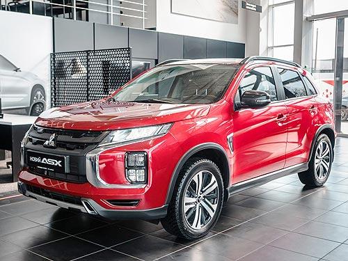 В июне купить Mitsubishi ASX можно с выгодой до 65 000 грн. - Mitsubishi