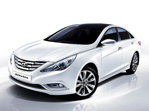 В Украине можно заказать газовую Hyundai Sonata с пробегом из Кореи по цене около $9 тыс. - Hyundai