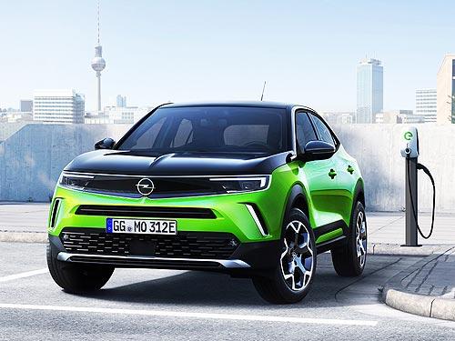 Каким будет новый Opel Mokka. В продаже с начала 2021 г. - Opel