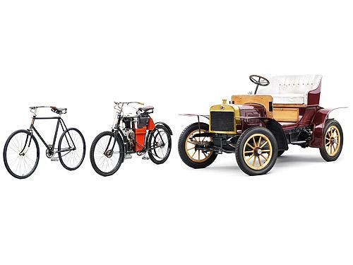 Кто из автопроизводителей выпускал и еще велосипеды? Викторина