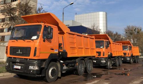 МАЗ снова стал лидером украинского рынка грузовиков - авторынок