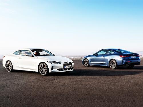 Новое поколение BMW 4 серии Coupe будет доступно уже во 2-й половине 2020 г.