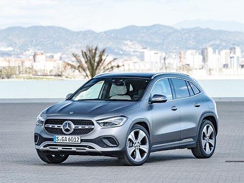 Новый Mercedes-Benz GLA уже в Украине. Объявлены цены - Mercedes-Benz