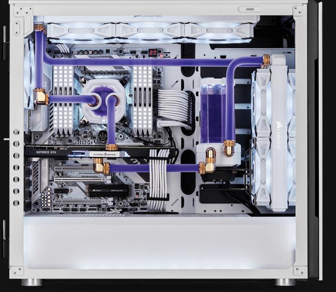 Оперативная память для любителей белого цвета. Corsair представила новые наборы Dominator Platinum RGB