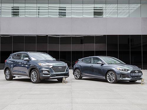Сразу 7 моделей концерна Hyundai Motor Group получили высшие награды за надежность