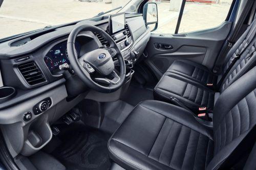 У Ford Transit появятся кросс-версии - Ford
