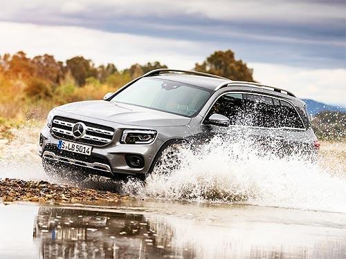 У Mercedes-Benz GLB появится мощная версия AMG - Mercedes-Benz