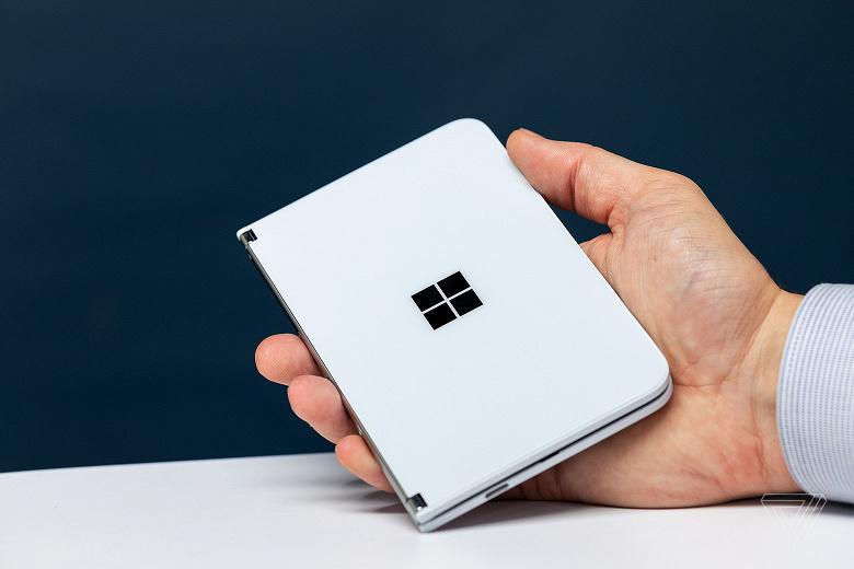 Microsoft уже работает над Android 11 для Surface Duo
