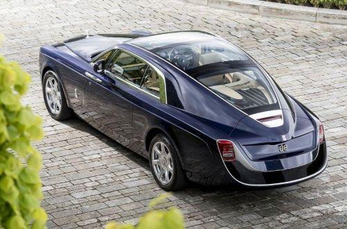 Rolls-Royce готовит необычную новинку - Rolls-Royce