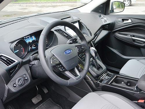 10 причин обратить внимание на кроссовер Ford Kuga - Ford