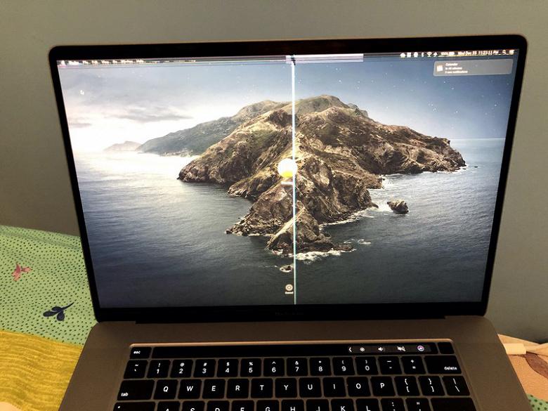 Apple предупредила пользователей об опасности. Как избежать трещин на экране ноутбука