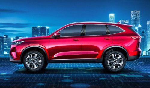 В Китае представили Haval H6 третьего поколения