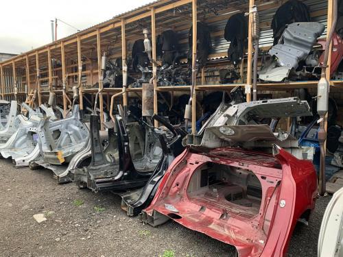 В России запретят ремонтировать авто б-у запчастями