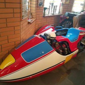 """В Украине отыскали мотоцикл """"Днепр"""", который развивал 250 км\ч"""