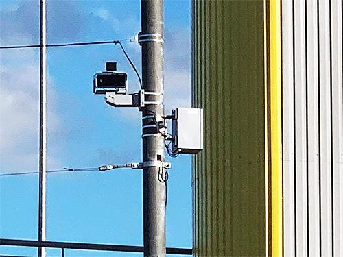 В Украине установят еще 300 камер для фиксации нарушений ПДД