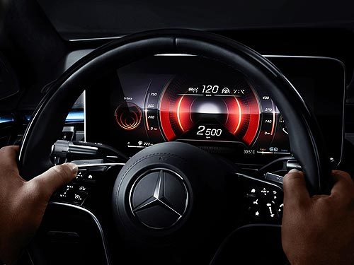 Что будет уметь новое поколение Mercedes-Benz S-Class. Разбираемся в возможностях второго поколения системы My MBUX - Mercedes-Benz