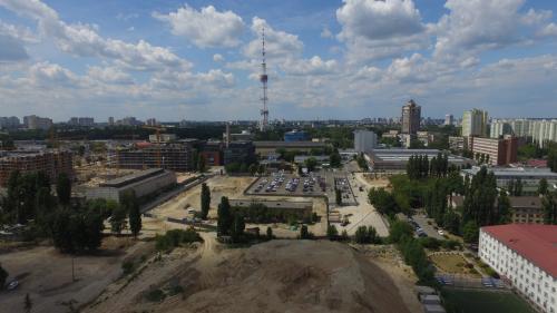 Что осталось от Киевского мотозавода. Новое видео