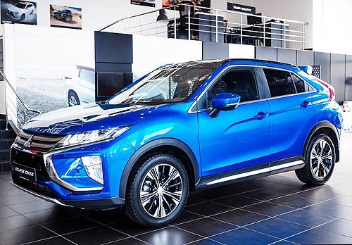 Mitsubishi приостановит запуск новых моделей в Европе, но активизируется в Украине - Mitsubishi