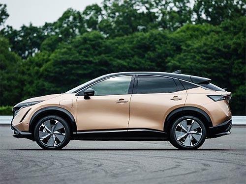 Nissan готовит большой электрокроссовер - Nissan