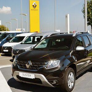 Renault в Украине запускает летнее ТО со скидкой
