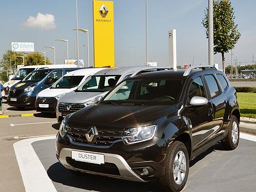 Renault в Украине запускает летнее ТО со скидкой - Renault