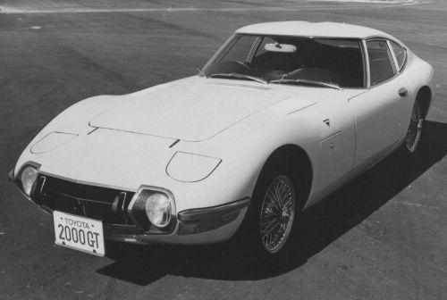 Toyota возобновила производство запчастей для модели, которую выпускала 50 лет назад