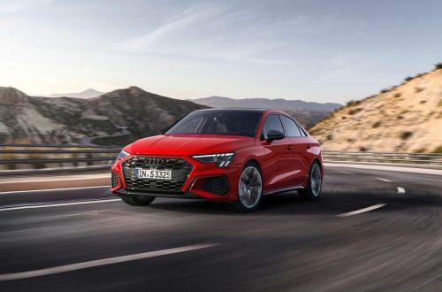 Audi представила S3 нового поколения