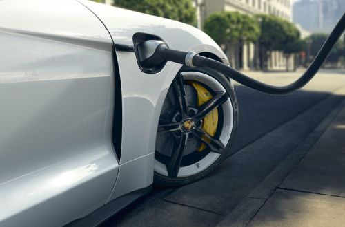 В Украине количество электромобилей превысило 20 тыс. шт. - электромоб