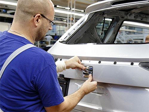 Где выпускают новый полноприводный кроссовер SEAT Tarraco - SEAT