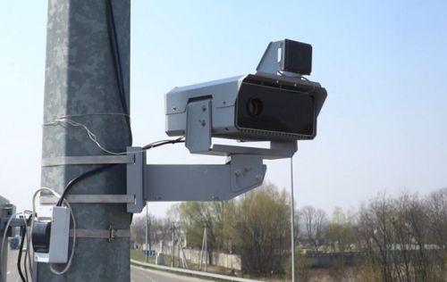До конца года на дорогах Украины установят еще более 200 камер автофиксации нарушений ПДД