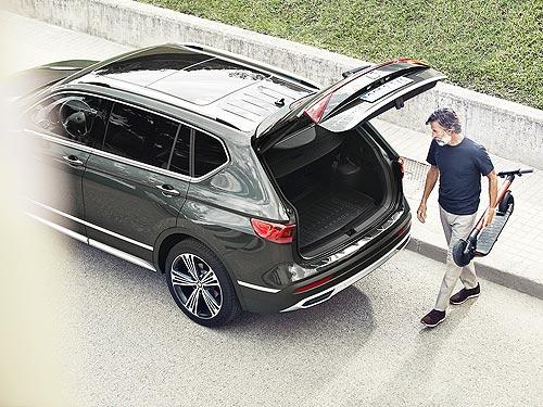Кроссовер SEAT Tarraco стал самой продаваемой моделью в линейке бренда в Украине - SEAT