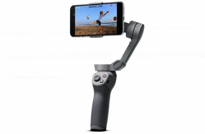 Стабилизатор для смартфона DJI Osmo Mobile 4 полностью рассекречен