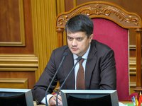 """Украина вряд ли """"пойдет отдельным путем"""" в вопросе амнистии участников НВФ, считает спикер Рады"""