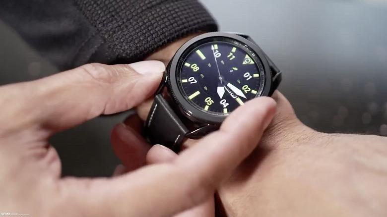 Умные часы Samsung Galaxy Watch3 поступают в продажу в России