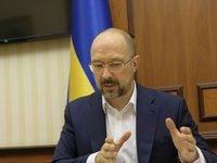 Шмыгаль прибыл в Донецкую область и намерен спуститься в шахту
