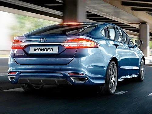 Ford Mondeo доступен с выгодой 120 тыс. грн. - Ford