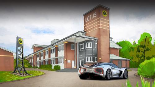 Lotus Cars откроет центр передовых технологий