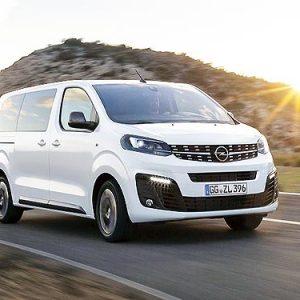 Opel представит в Украине обновленный модельный ряд коммерческих автомобилей