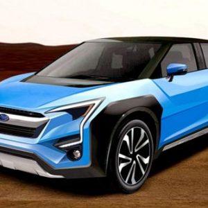 Subaru обнародовала календарь выхода новинок