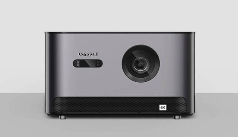 4K-проектор за $1000 — уже реальность. Представлен Dangbei K1