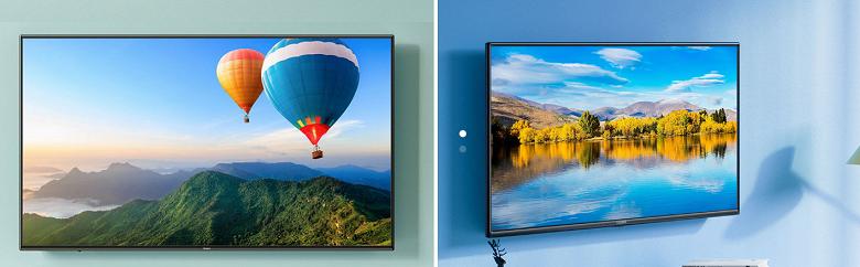 50-дюймовый 4K-телевизор Redmi Smart TV A55 оценили в $235