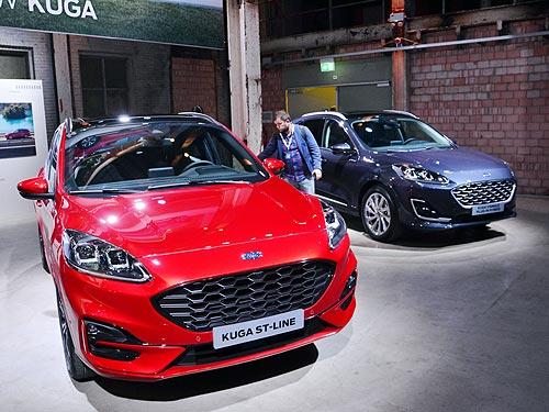 Автомобильные новинки, которые приедут в Украину в сентябре - новинк