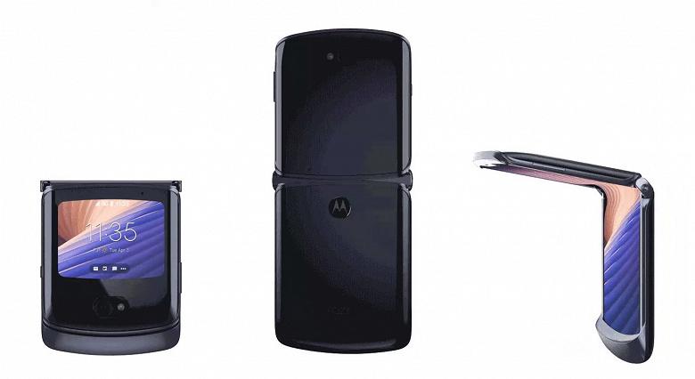 Американцам предложили новейший Moto Razr 5G сразу с 50-процентной скидкой в обмен на их смартфоны