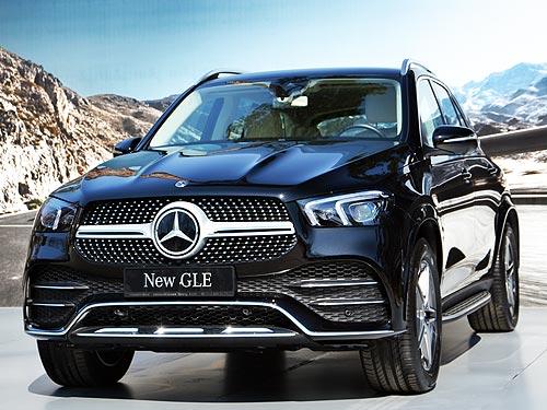 В России у новых Mercedes-Benz GLE и GLS выявили трещины в сварке. Авто отзовут для ремонта