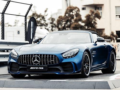В России Mercedes-Benz уже в 20-й раз за год отозвал на ремонт 500 автомобилей