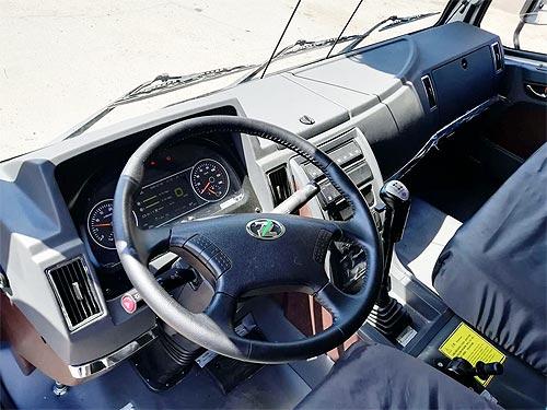 В Украину поставлено сразу несколько моделей автокранов Zoomlion - Zoomlion