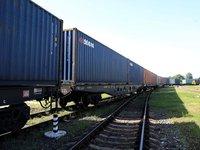 """Девятый контейнерный поезд из Китая прибыл в Киев, в течение сентября ожидаются еще три поезда – """"Укрзализныця"""""""