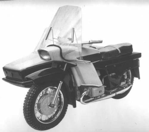 Каким мог быть киевский мотоцикл Днепр после К-750 - Днепр